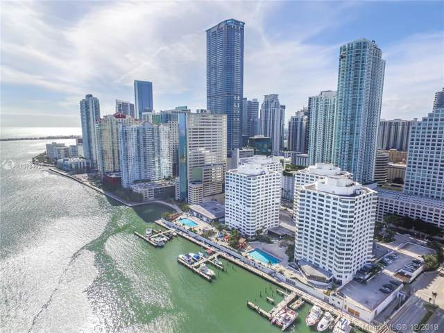825 Brickell Bay Dr 1844/45, Miami, FL 33131 (MLS #A10784026) :: The Howland Group