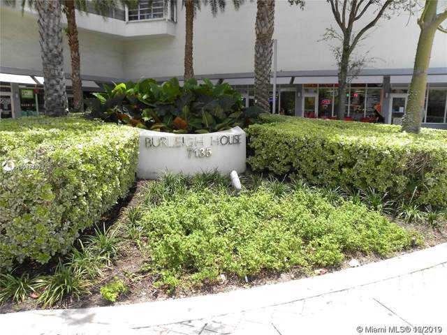 7135 Collins Ave #422, Miami Beach, FL 33141 (MLS #A10784077) :: The Riley Smith Group