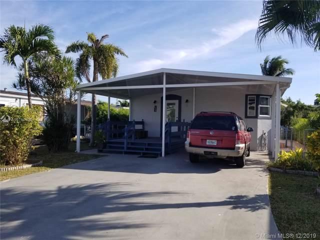 19800 SW 180th Ave Unit 575, Miami, FL 33187 (MLS #A10784108) :: The Kurz Team