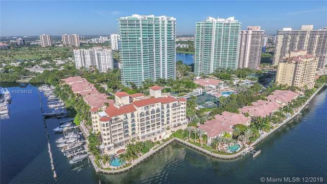 20155 NE 38th Ct #703, Aventura, FL 33180 (MLS #A10784122) :: United Realty Group