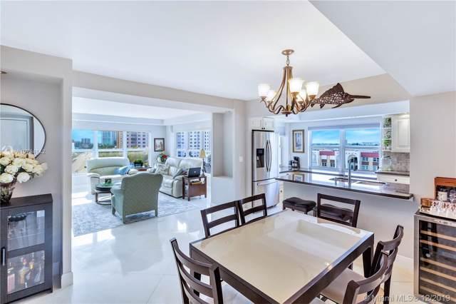 405 N Ocean Blvd #630, Pompano Beach, FL 33062 (MLS #A10784142) :: Castelli Real Estate Services