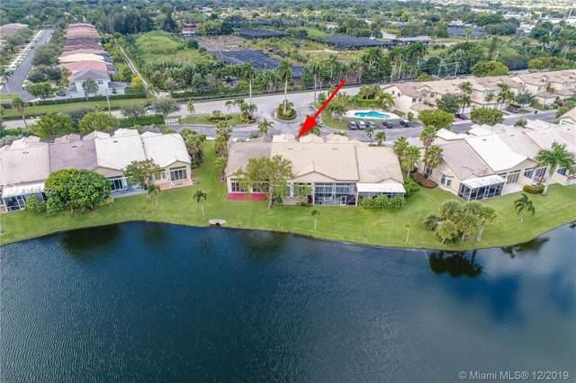 5134 W Madison Lakes Cir W, Davie, FL 33328 (MLS #A10784223) :: United Realty Group