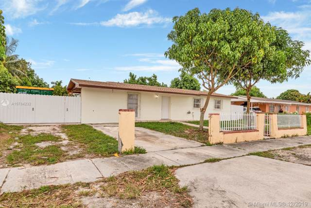 5031 NW 198th St, Miami Gardens, FL 33055 (MLS #A10784232) :: The Howland Group
