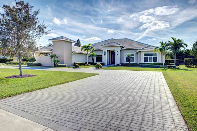 14640 Jockey Circle South, Davie, FL 33330 (MLS #A10784318) :: Albert Garcia Team
