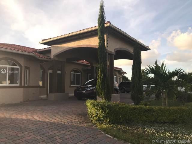 1330 SW 89 Ct, Miami, FL 33174 (MLS #A10784350) :: Berkshire Hathaway HomeServices EWM Realty