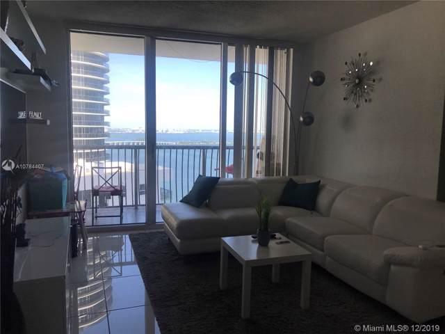1750 N Bayshore Dr #4003, Miami, FL 33132 (MLS #A10784407) :: Laurie Finkelstein Reader Team