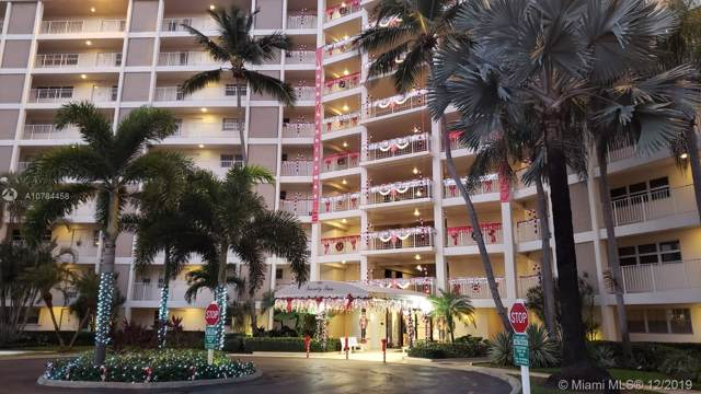 2681 S Course Dr #107, Pompano Beach, FL 33069 (MLS #A10784458) :: The Kurz Team