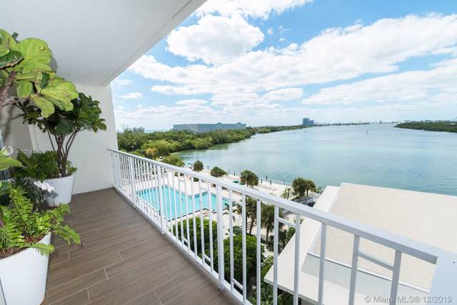 300 Bayview Dr #606, Sunny Isles Beach, FL 33160 (MLS #A10784494) :: The Riley Smith Group