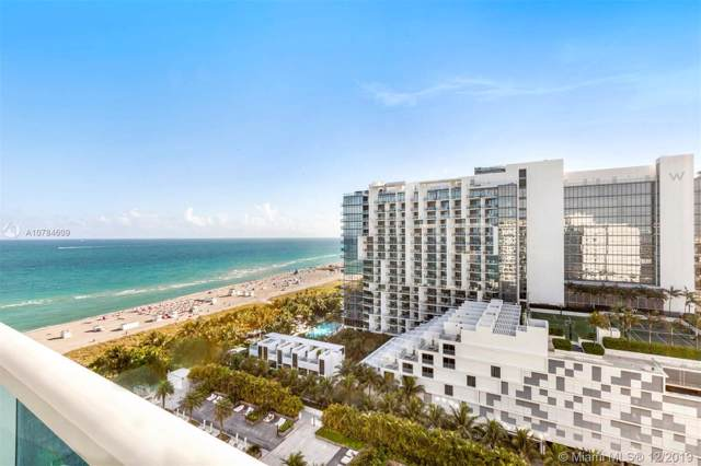 2301 Collins Ave #1603, Miami Beach, FL 33139 (MLS #A10784609) :: The Paiz Group