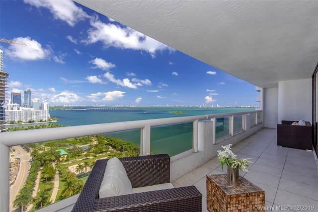 1717 N Bayshore Dr A-2447, Miami, FL 33132 (MLS #A10784775) :: Prestige Realty Group