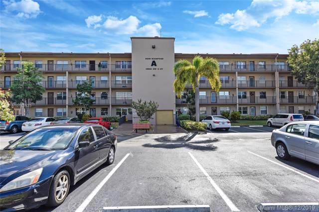 13550 SW 6th Ct 201A, Pembroke Pines, FL 33027 (MLS #A10784823) :: Patty Accorto Team