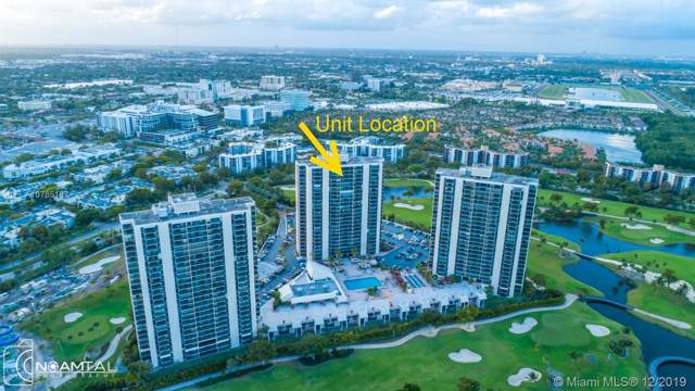 20301 W Country Club Dr #2326, Aventura, FL 33180 (MLS #A10785167) :: United Realty Group