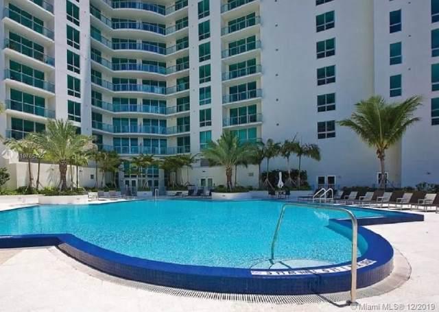 300 S Biscayne Blvd T-2509, Miami, FL 33131 (MLS #A10785422) :: Prestige Realty Group