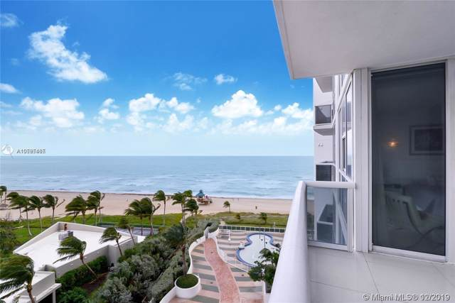 18201 Collins Ave #1202, Sunny Isles Beach, FL 33160 (MLS #A10785465) :: United Realty Group