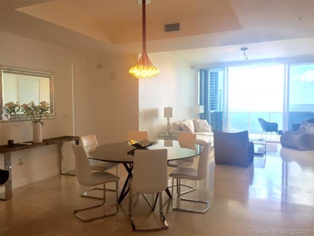 18201 Collins Ave #3504, Sunny Isles Beach, FL 33160 (MLS #A10785502) :: The Riley Smith Group