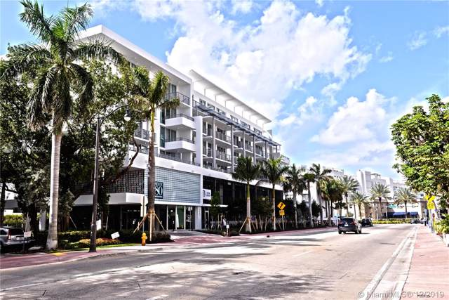 6080 Collins Avenue #103, Miami Beach, FL 33140 (MLS #A10785520) :: Ray De Leon with One Sotheby's International Realty
