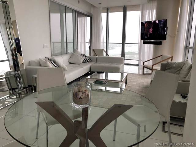 1100 Biscayne Blvd #4601, Miami, FL 33132 (MLS #A10785574) :: Berkshire Hathaway HomeServices EWM Realty