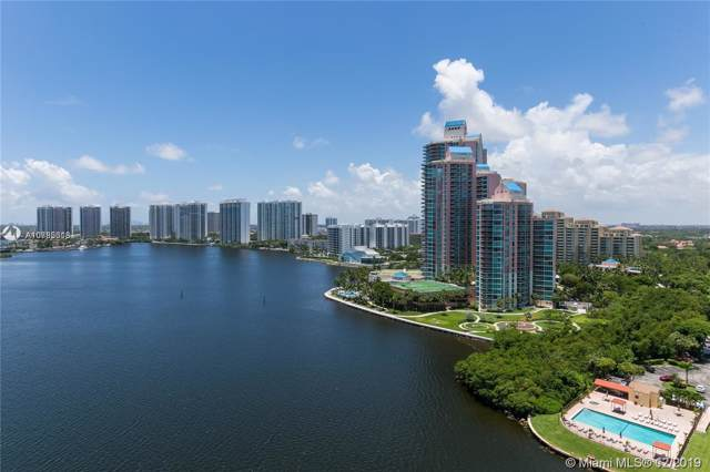 3530 Mystic Pointe Dr #1903, Aventura, FL 33180 (MLS #A10785618) :: The Riley Smith Group