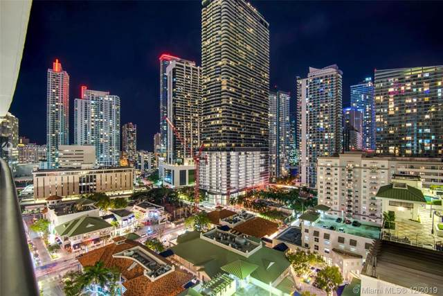 55 SW 9th St #1405, Miami, FL 33130 (MLS #A10785666) :: ONE Sotheby's International Realty