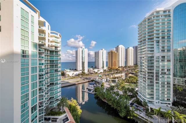 Sunny Isles Beach, FL 33160 :: RE/MAX Presidential Real Estate Group