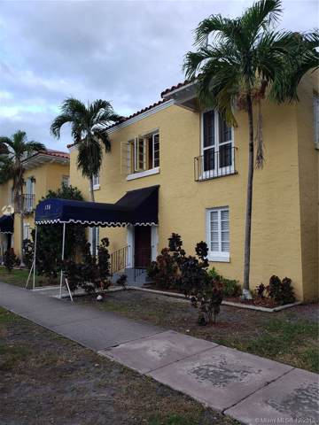 126 Mendoza Ave #8, Coral Gables, FL 33134 (MLS #A10785675) :: The Adrian Foley Group