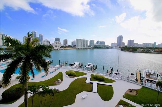 900 Bay Dr #524, Miami Beach, FL 33141 (MLS #A10785697) :: Laurie Finkelstein Reader Team