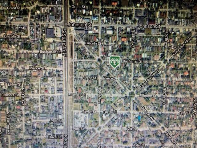 613 Glenn Pkwy, Hollywood, FL 33021 (#A10785765) :: Posh Properties