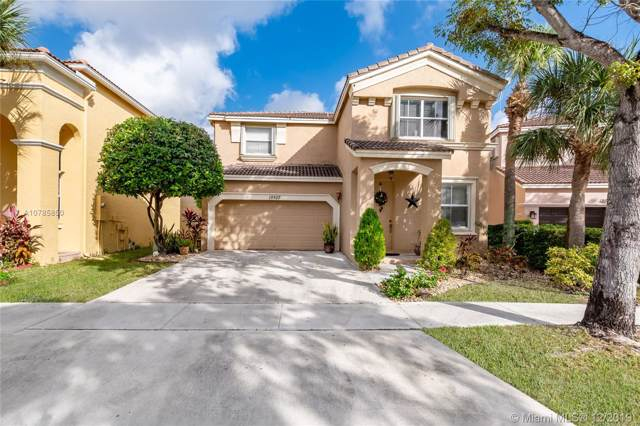 15507 SW 49 CT, Miramar, FL 33027 (MLS #A10785850) :: The Riley Smith Group