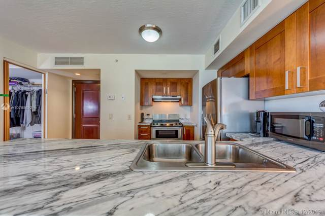 9499 Collins Ave #911, Surfside, FL 33154 (MLS #A10785892) :: Patty Accorto Team