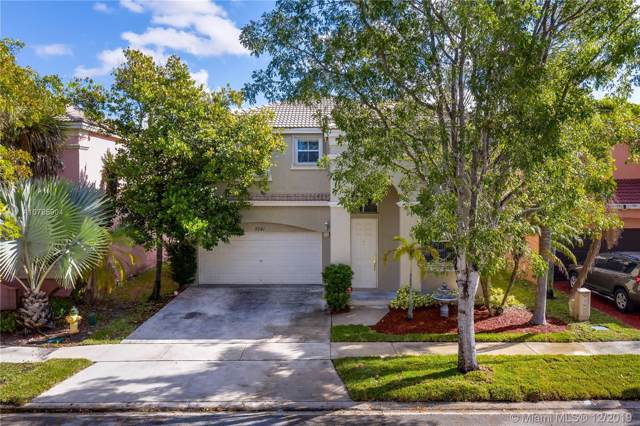 5041 SW 155th Ave, Miramar, FL 33027 (MLS #A10785904) :: RE/MAX Presidential Real Estate Group