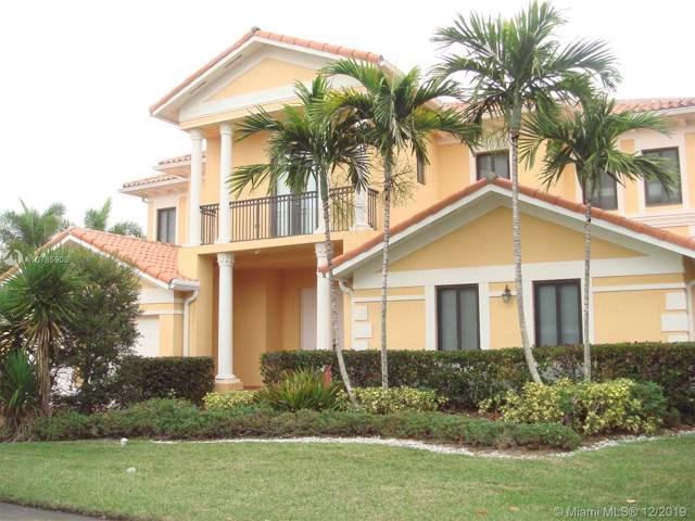 19303 SW 79th Ave, Cutler Bay, FL 33157 (MLS #A10785908) :: The Paiz Group