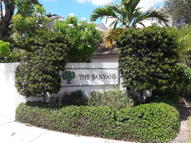 6611 SW 72nd St #38, South Miami, FL 33143 (MLS #A10786083) :: The Howland Group