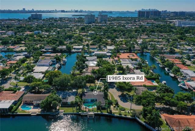 1985 Ixora Rd, North Miami, FL 33181 (MLS #A10786115) :: Grove Properties