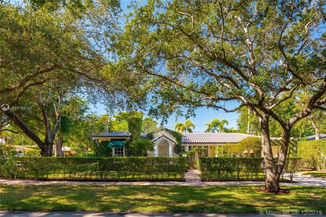 5910 Maggiore St, Coral Gables, FL 33146 (MLS #A10786142) :: Green Realty Properties