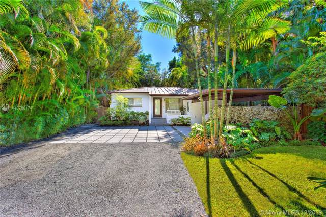 4140 Crawford Ave, Miami, FL 33133 (MLS #A10786174) :: The Riley Smith Group