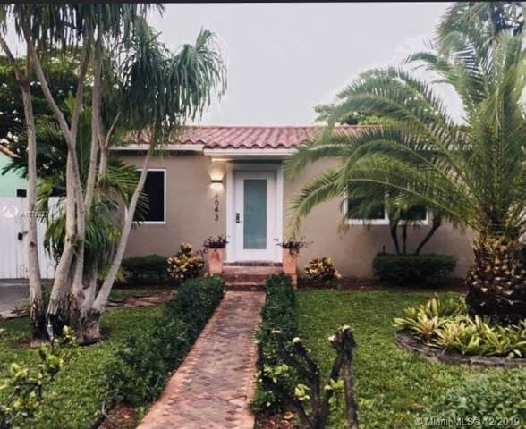 2643 Taylor St, Hollywood, FL 33020 (MLS #A10786274) :: Grove Properties