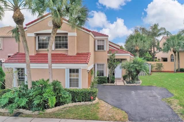 6220 NW 77th Pl, Parkland, FL 33067 (MLS #A10786292) :: Grove Properties