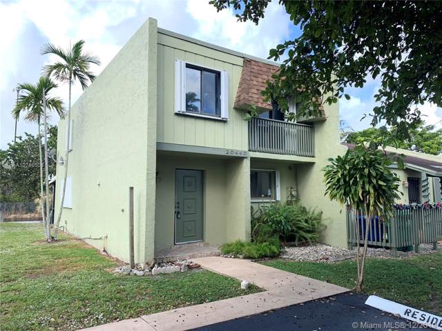 20440 NW 15th Ave #7, Miami Gardens, FL 33169 (MLS #A10786503) :: The Teri Arbogast Team at Keller Williams Partners SW