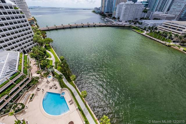 701 Brickell Key Blvd #1703, Miami, FL 33131 (MLS #A10786511) :: Berkshire Hathaway HomeServices EWM Realty