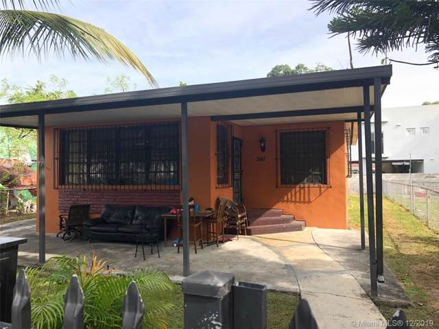 3411 NW 5th Ave, Miami, FL 33127 (MLS #A10786677) :: The Teri Arbogast Team at Keller Williams Partners SW