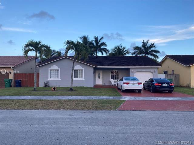 18035 SW 154 Pl, Miami, FL 33187 (MLS #A10786727) :: The Erice Group
