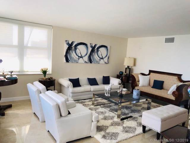 1920 S Ocean Dr 7B, Hallandale Beach, FL 33009 (MLS #A10786749) :: Ray De Leon with One Sotheby's International Realty