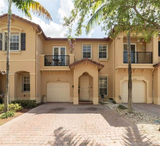 12966 SW 132nd Ter #12966, Miami, FL 33186 (MLS #A10786856) :: The Teri Arbogast Team at Keller Williams Partners SW