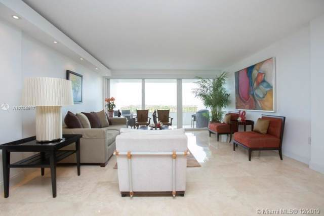 177 Ocean Lane Dr #610, Key Biscayne, FL 33149 (MLS #A10786917) :: The Adrian Foley Group