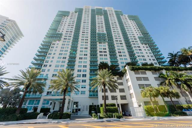 650 West Ave #910, Miami Beach, FL 33139 (MLS #A10786983) :: ONE Sotheby's International Realty