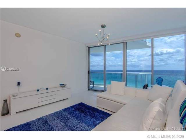 17001 Collins Ave #2003, Sunny Isles Beach, FL 33160 (MLS #A10786984) :: United Realty Group