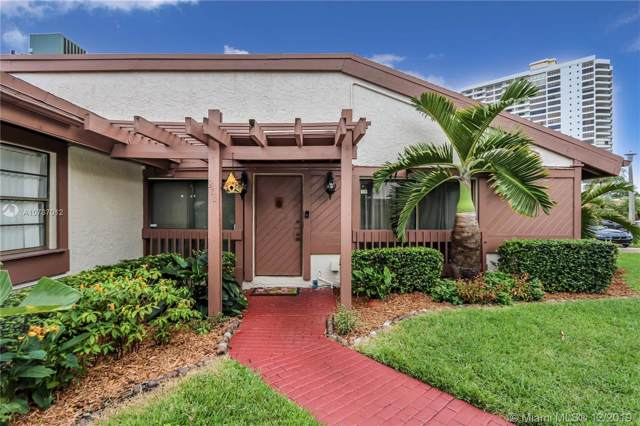 2731 S Parkview Dr, Hallandale, FL 33009 (MLS #A10787012) :: RE/MAX Presidential Real Estate Group