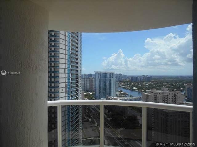 1800 S Ocean Dr #2905, Hallandale, FL 33009 (MLS #A10787049) :: RE/MAX Presidential Real Estate Group