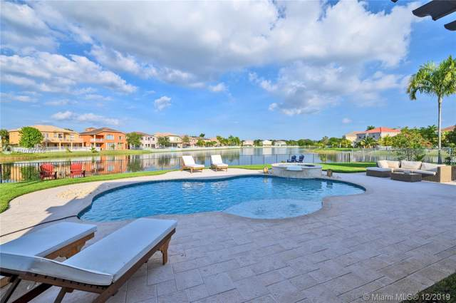 15805 SW 52nd Ct, Miramar, FL 33027 (MLS #A10787115) :: The Howland Group