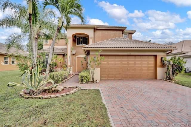 6410 NW 106th Ter, Parkland, FL 33076 (MLS #A10787180) :: Grove Properties